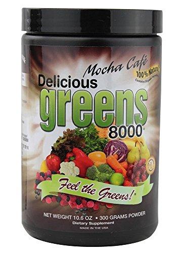 Delicious Greens 8000 Green Food Su…