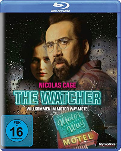 The Watcher - Willkommen im Motor Way Motel [Blu-ray]