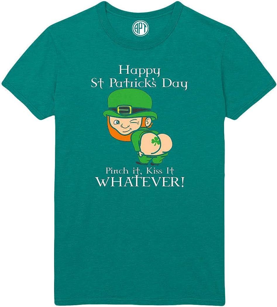 Leprechaun Bottom Printed T-Shirt