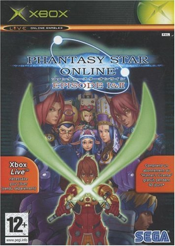 Phantasy Star Online ~ Episode 1 & 2 ~