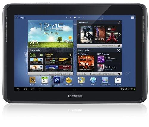 Samsung Galaxy Note 10.1 GTN8000EAADBT WiFi + 3G(25,7 cm (10,1 Zoll) Tablet (ARM Cortex A9, 16GB interner Speicher, 5 Megapixel Kamera, Android 4.0) grau