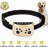Best Dog Bark Collars - Bark Collar Adjustable Dog Bark Collar Anti-Barking Collar Review