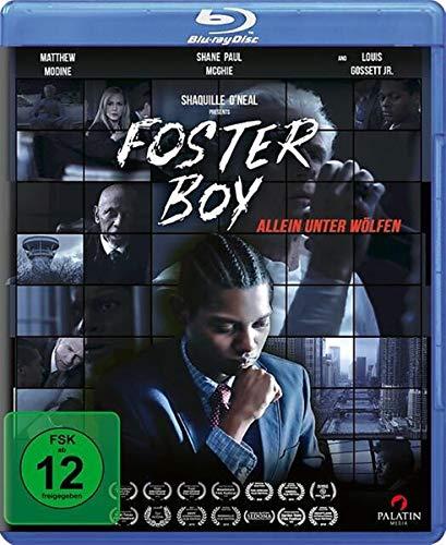 Foster Boy - Allein unter Wölfen [Blu-ray]