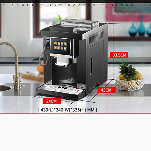 Great Features Of Automatic coffee machine touch screen smart fancy coffee machine Italian grinder c...