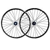 Accesorio de bicicleta de ejes de liberación rápid MTB 11 Velocidad Rueda de ciclismo de 26 pulgadas BICICLETE Wheelset Rims 559x19 Disc / llantas Freno Buce Bike Bike Wheel Seant Hub QR QR para el vo