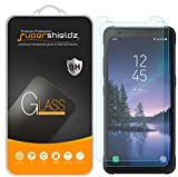 Supershieldz (2 Pack) for Samsung (Galaxy S8 Active) (Not Fit for Galaxy S8 and S8 Plus Model) Tempered Glass Screen Protector, Anti Scratch, Bubble Free