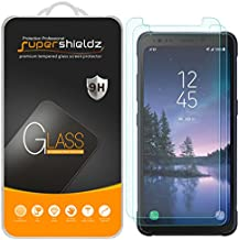 (2 Pack) Supershieldz Designed for Samsung (Galaxy S8 Active) (Not Fit for Galaxy S8 and S8 Plus Model) Tempered Glass Screen Protector, Anti Scratch, Bubble Free