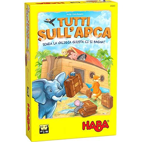 HI Tutti In Arca - Juego de mesa en italiano