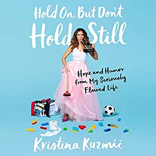 Hold On, But Don't Hold Still cover art
