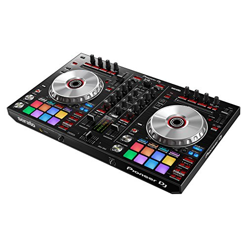 Pioneer DJ DDJ-SR 2 Channel Controller für Serato