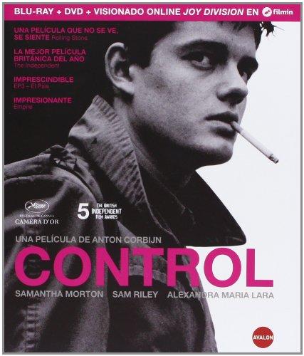 Control [Blu-ray]