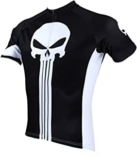 the punisher cycling jersey