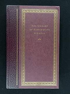 Library of Distinctive Sermons (Vol 9)