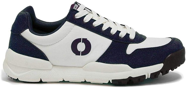 ECOALF Men's Trainers bluee Size  8.5 UK