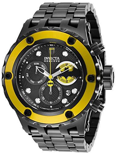 Invicta DC Comics - Batman 27098 Reloj para Hombre - 52mm