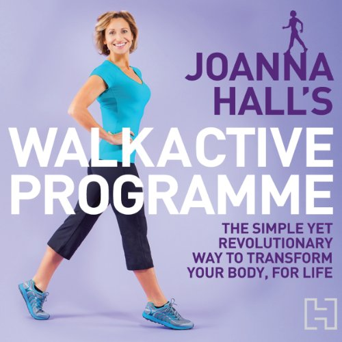 Joanna Hall's Walkactive Programme cover art