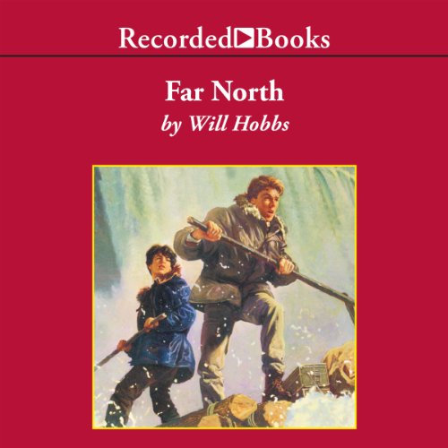 Far North audiobook cover art