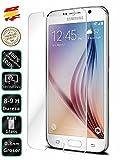 Movilrey Protector para Samsung Galaxy J7 J710f 2016 Cristal Templado de Pantalla Vidrio 9H para movil