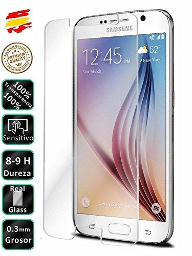 Movilrey Protector para Samsung Galaxy J7 J710f 2016 Cristal Templado de Pantalla...