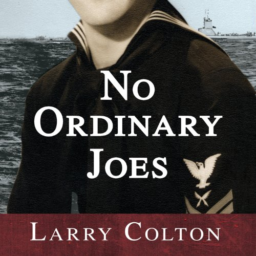 No Ordinary Joes audiobook cover art