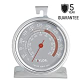 Taylor Pro Oven Cooking Thermometer, Accurate Multi-Functional Kitchen Food Temperature Gauge for Baking