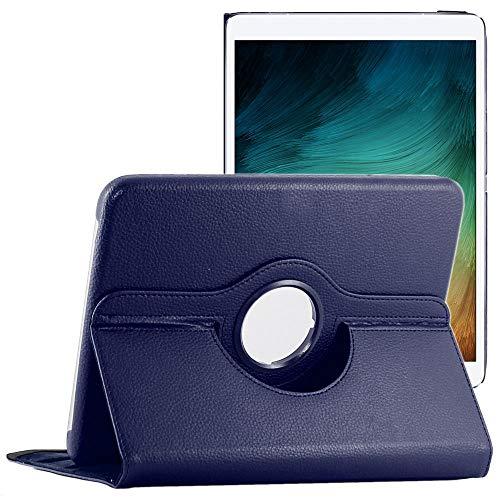 ebestStar – Carcasa compatible con Lenovo Tab M10 FHD Plus (2ª gen), funda protectora de piel sintética con soporte giratorio 360, color azul oscuro [Tab: 244.2 x 153,3 x 8.15 mm, 10.3'']
