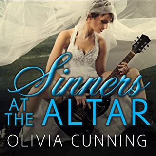 Sinners at the Altar audiobook cover art