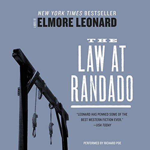 The Law at Randado audiobook cover art