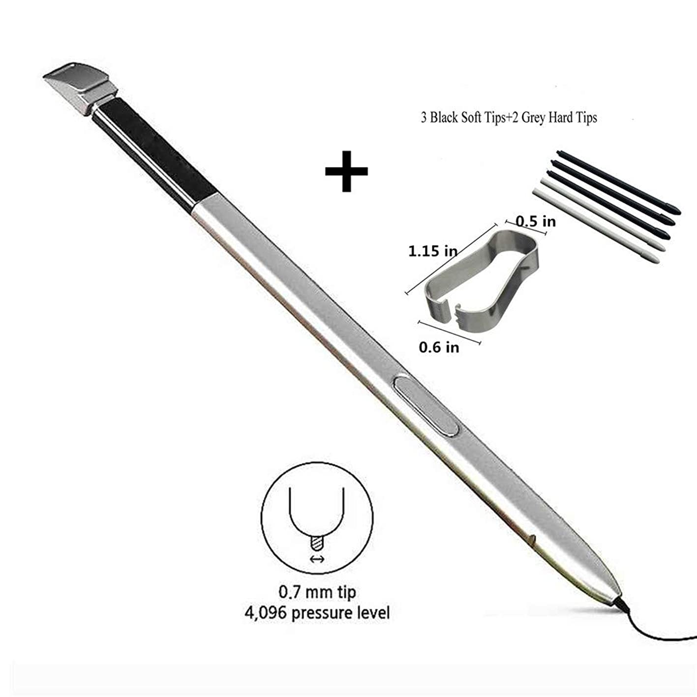 Touch Stylus S Pen for Notebook 9 Pro Replacement for Samsung Galaxy Notebook 9 Pro 13