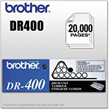 Brother DR400 Drum Cartridge - New (Retail Packaging)