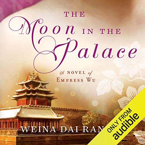 The Moon in the Palace  By  cover art