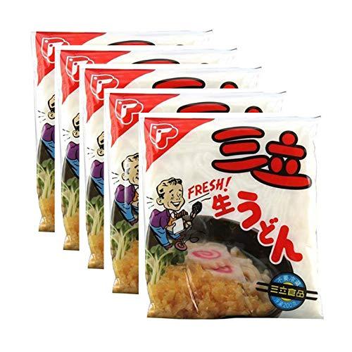 Fideos Udon 200g - pack de 5 unidades
