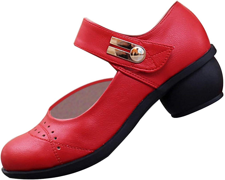 Aiweijia Dancing shoes Women's Hollow Single shoes Comfortable Light Dance shoes