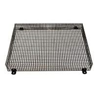 Designed to enclose the HabiStat Reptile Radiator Offers protection from the hot surface Can be screwed securely into the vivarium