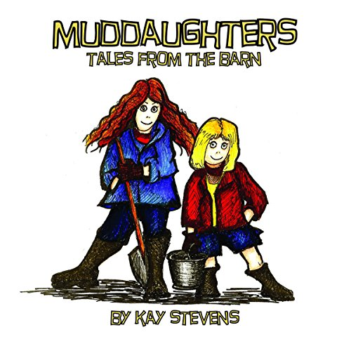 Muddaughters: Tales from the Barn audiobook cover art