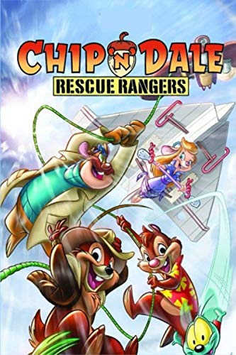 Chip 'n' Dale Rescue Rangers: Japanese Anime Notebook , 6