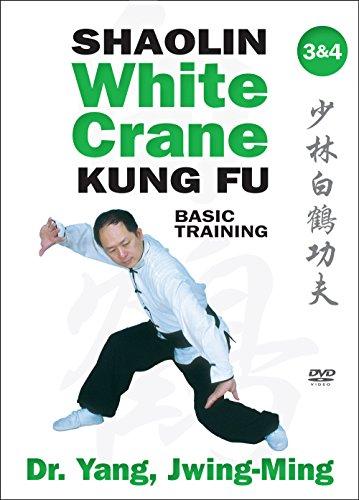 Shaolin White Crane Kung Fu: Basic Training DVD 2 (YMAA) Dr. Yang, Jwing-Ming