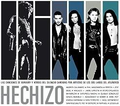 Hechizo: Tributo Heroes Del Silencio Bunbury by Adanowsky, Zoe, Andres Calamaro, Bebe, Raphael, Saul Hernandez, Catupecu Machu, (2011) Audio CD