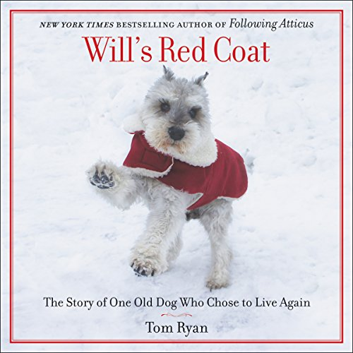 Will's Red Coat audiobook cover art