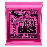 Ernie Ball P02834 Cuerdas De Bajo