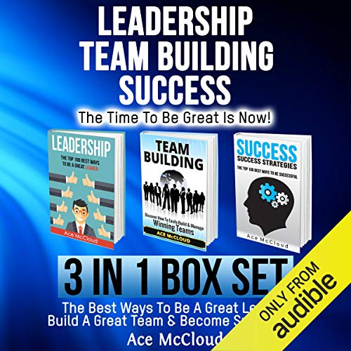 Leadership, Team Building, Success: The Time to Be Great Is Now!  By  cover art