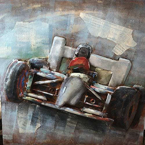 GILDE Gallery Tableau Motif Racing