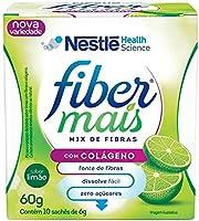 Regulador Intestinal, Fiber mais, Limão com Colágeno, 60g