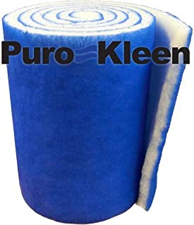 Puro-Kleen Kleen-Guard Pond & Aquarium Filter Media, 12