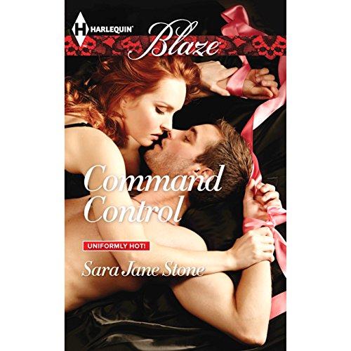Command Control audiobook cover art