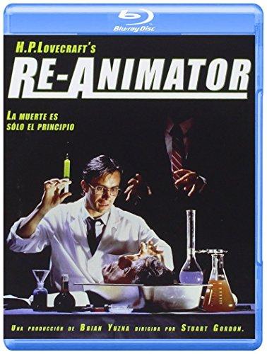 Re-Animator Blu-Ray [Blu-ray]
