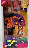 Target Special Edition Halloween Fun Barbie and Kelly