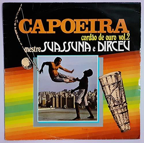 Lp Capoeira Cordão de Ouro Mestre Suassuna e Dirceu Vol 2 - 1978
