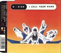 I call your name [Single-CD]