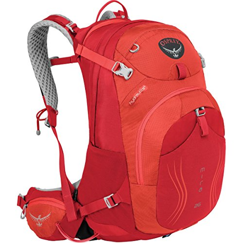 Osprey Packs Mira AG 26 Hydration Pack - Women's - 1465-1587cu in Cherry Red, S/M